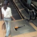 Baterije pokreću pokretne stepenice: reklamiranje Duracell baterija - slicica