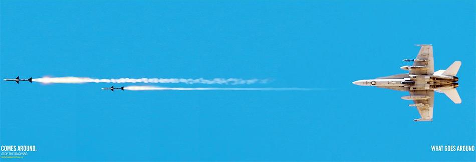 Borbeni avion ispalio rakete prema drugom avionu: reklamiranje GKzM