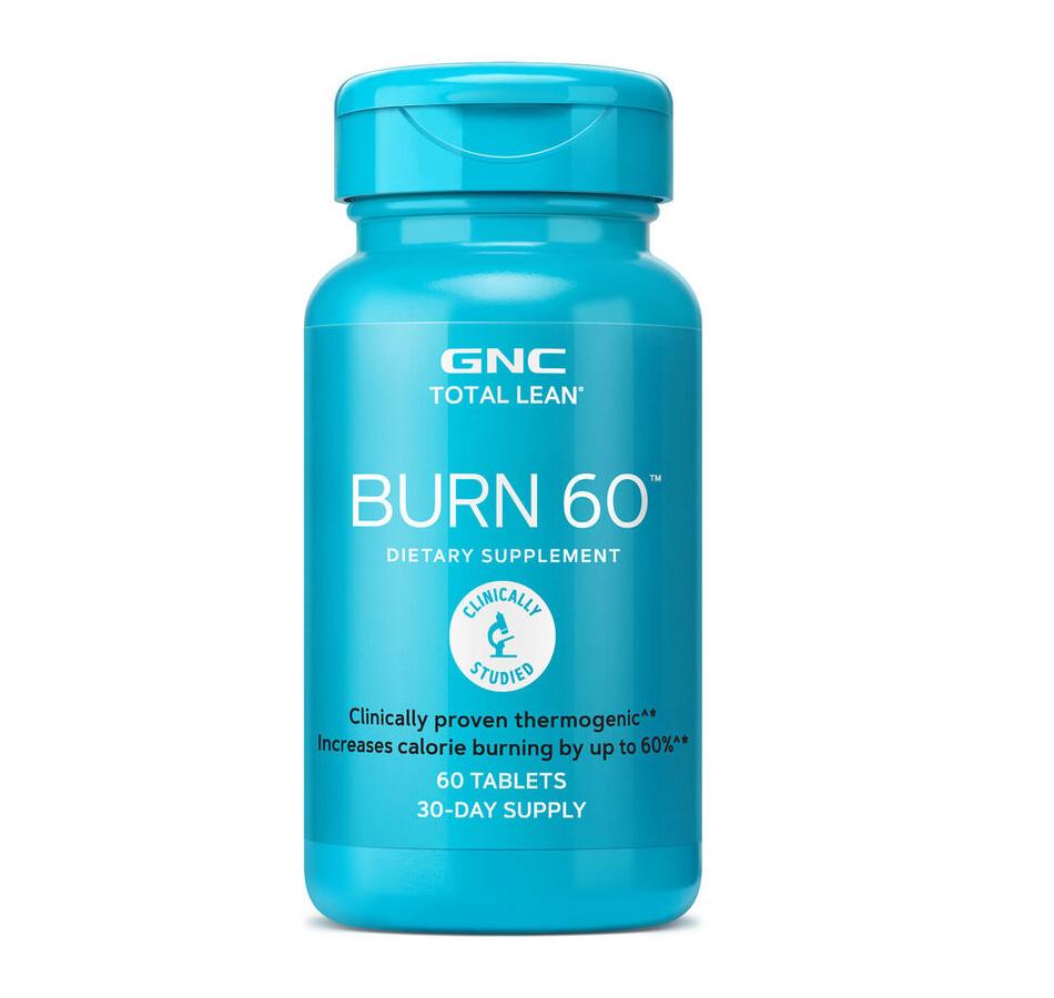 Burn 60 proizvod firme GNC