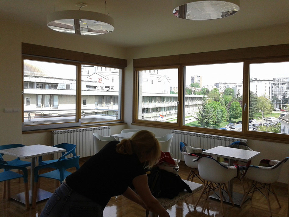 Čišćenje poslovnog prostora - AS Point Beograd