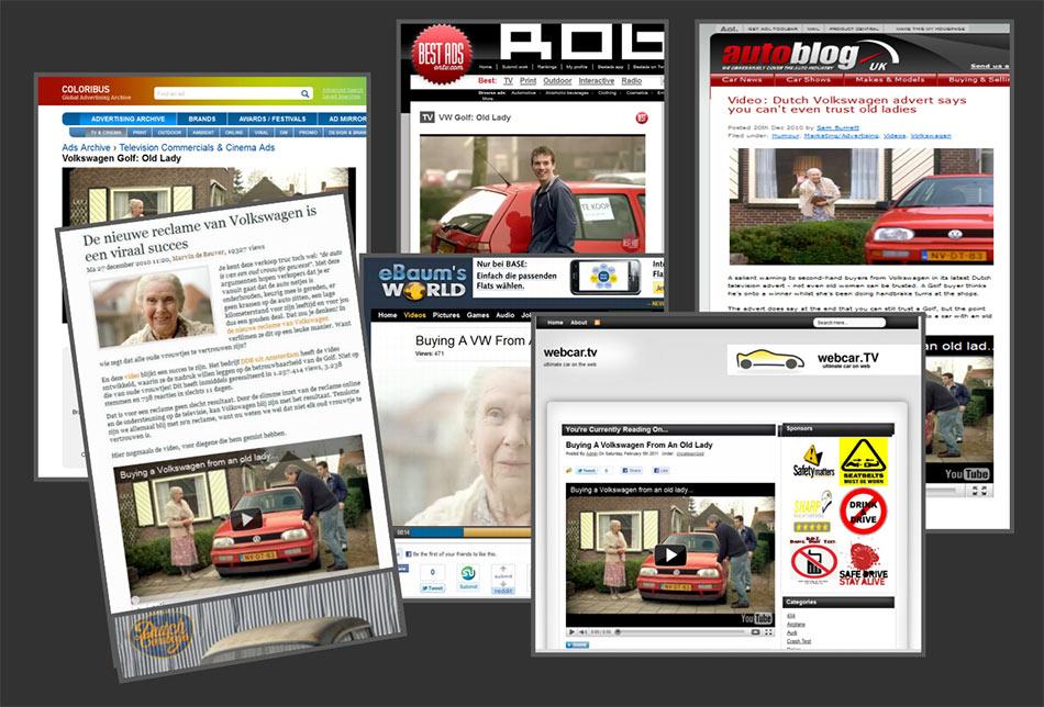 Coloribus, Best Ads, AutoBlog, WebCar... magazini vesti: reklamiranje-firme Volkswagen