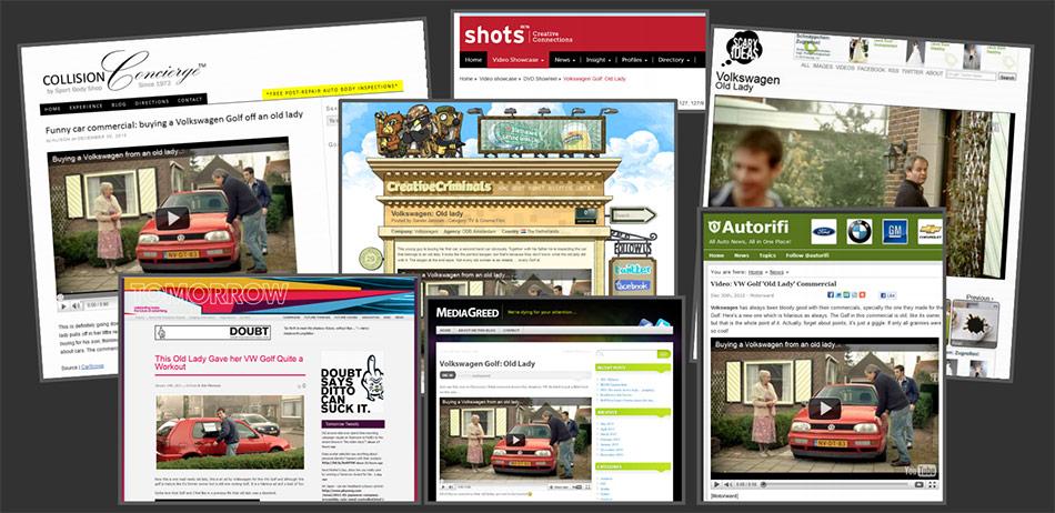 Consierge, Shots, Scary Ideas... magazini vesti: reklamiranje-firme Volkswagen