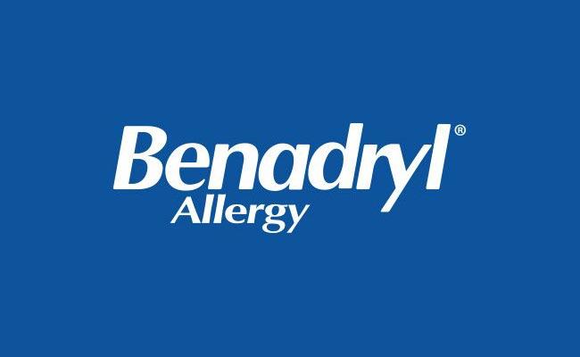 Logo Benadryl brenda