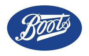 Logo Boots firme
