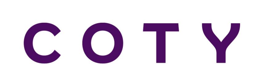 Logo Coty firme