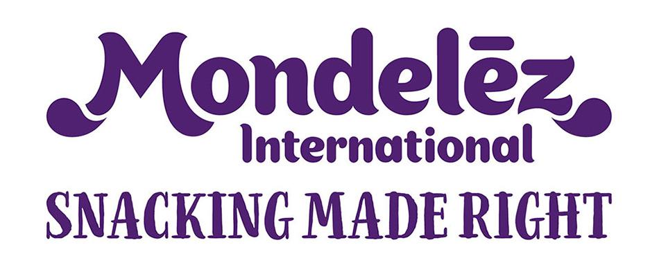 Logo i slogan Mondelez International firme