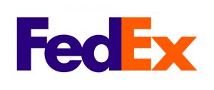 Logo FedEx firme