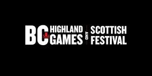 Logo i zaštitni znak BC Highland Games Committee