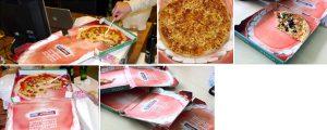 Pizza i kutija u toku jela: reklamiranje Colgate Palmolive firme