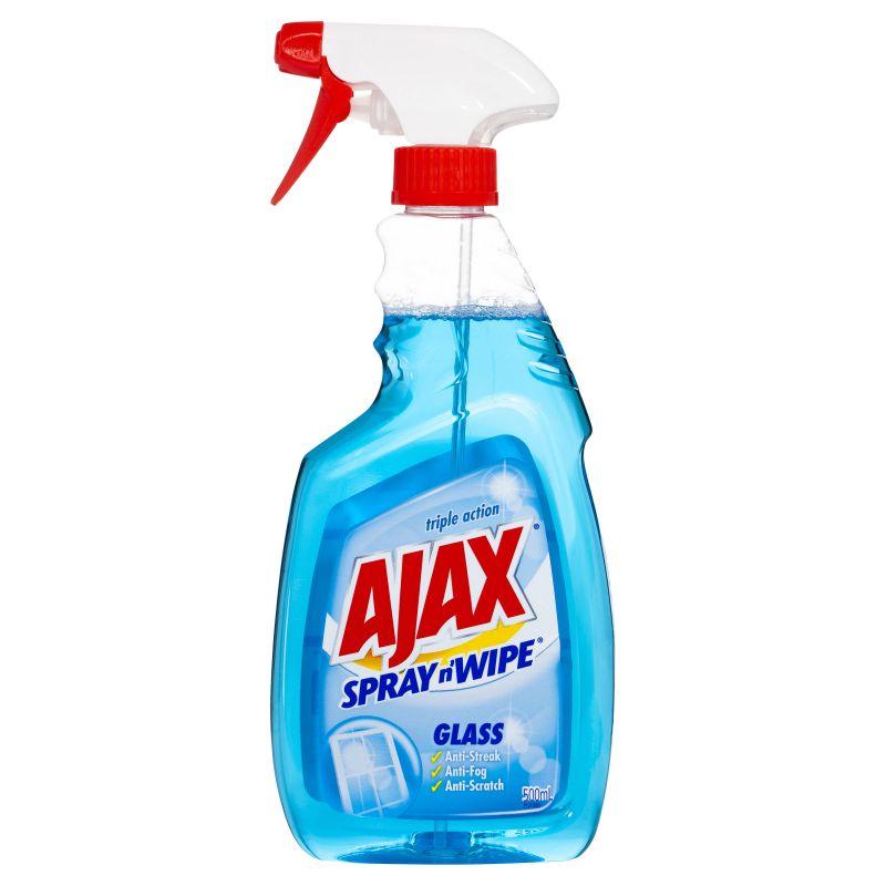 Sprej za čišćenje stakla Ajax proizvod