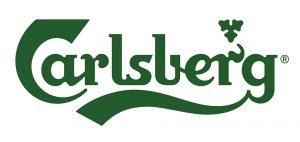 Znak i logo Carlsberg firme