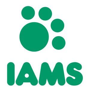 Znak i logo firme Iams
