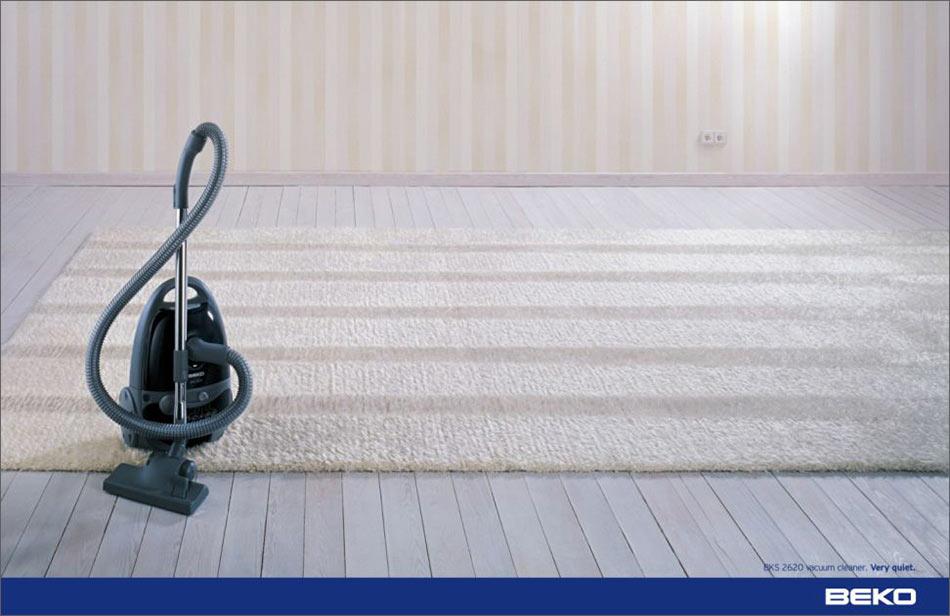 Usisivač Beko BKS-2620 trbušasti violinski ključ čisti tepih
