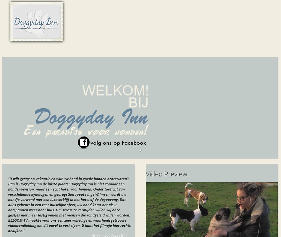 Arhivirani web sajt Doggyday Inn firme