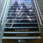 Za hendikepirane stepenice Mt. Everest: reklamiranje ADA pomagala - sličica