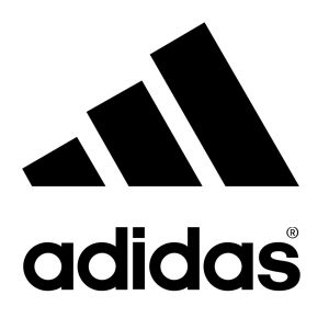 Znak i logo Adidas firme