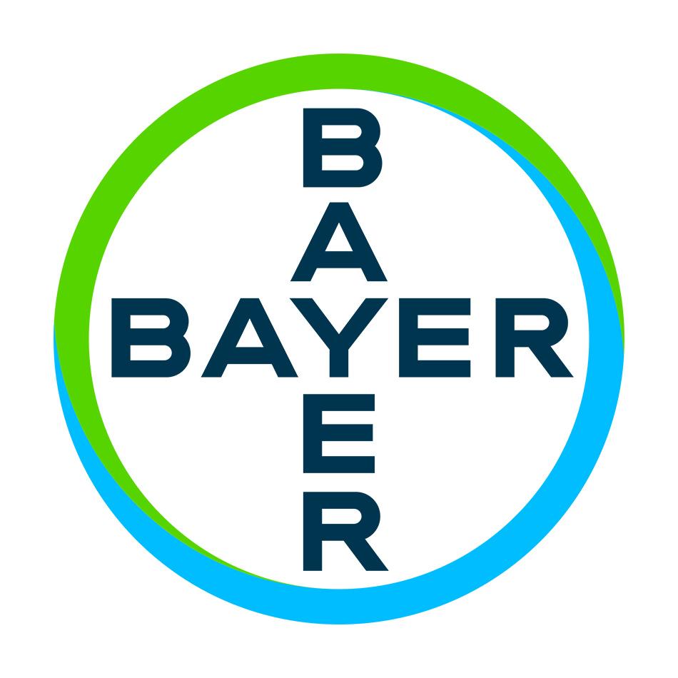 Znak i logo Bayer firme